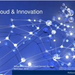 Cloud Enabling technologies  Innovations