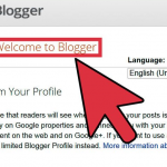 How to add a xml template in your blog