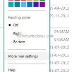 How to use Yahoo! Mail & Gmail Keyboard shortcuts In Outlook.com