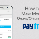 How to Make Money Online and Offline with Paytm?